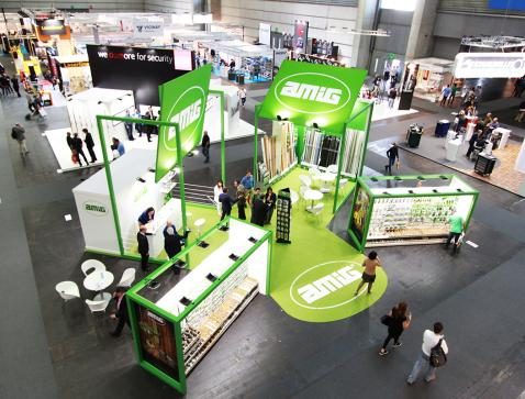 The Main Types of Stands for Trade Fairs