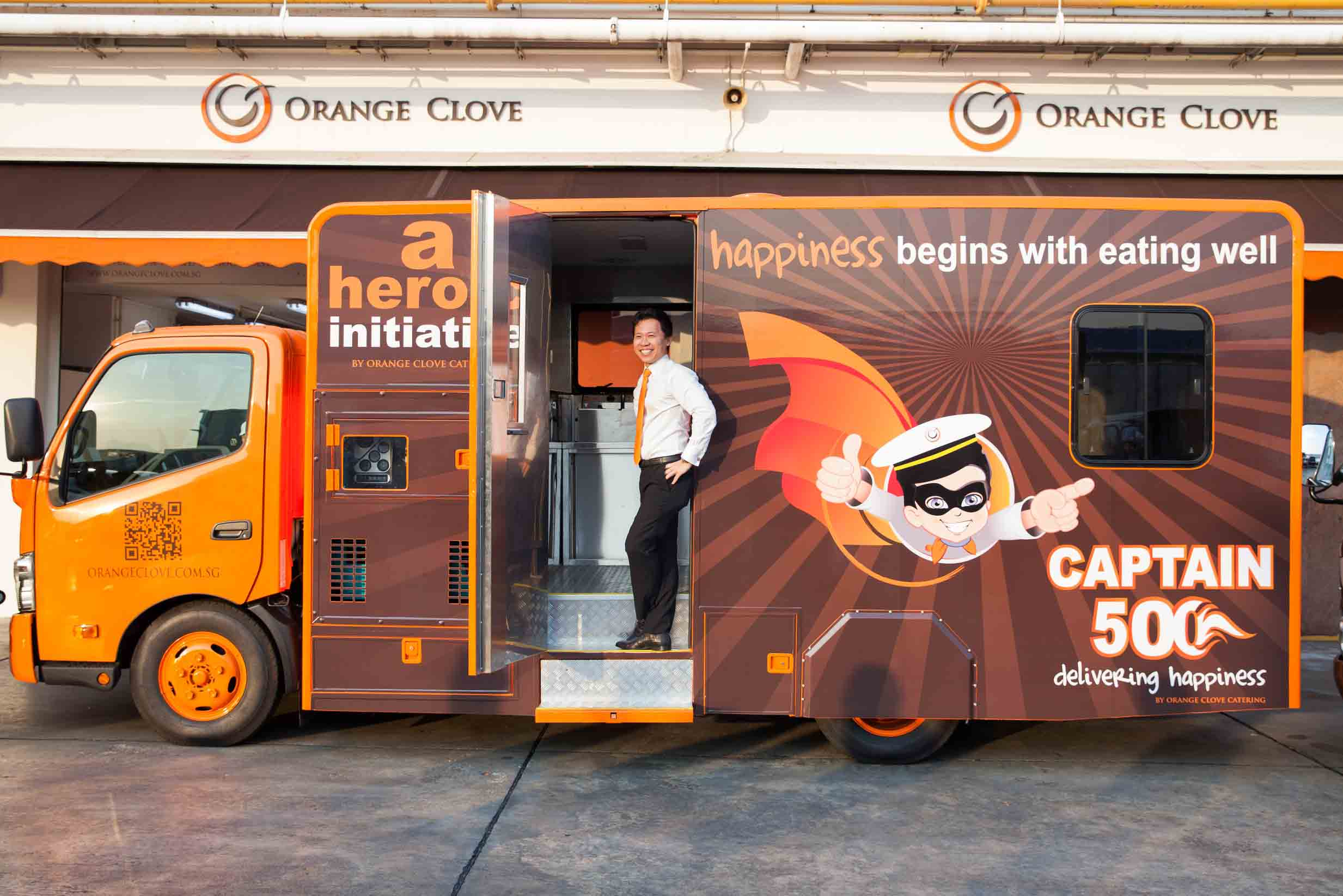 Food Trucks Rental Singapore
